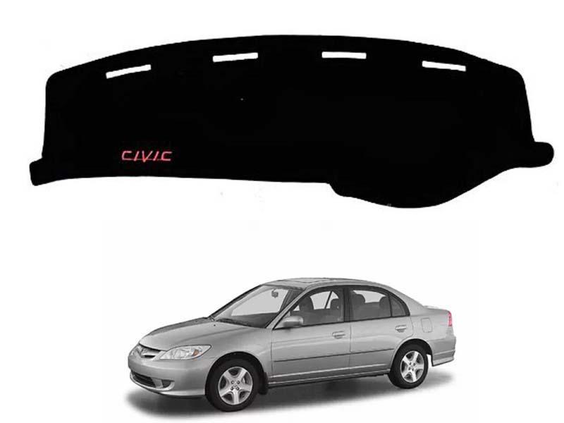 Dashboard Carpet For Honda Civic 2004-2006 Image-1