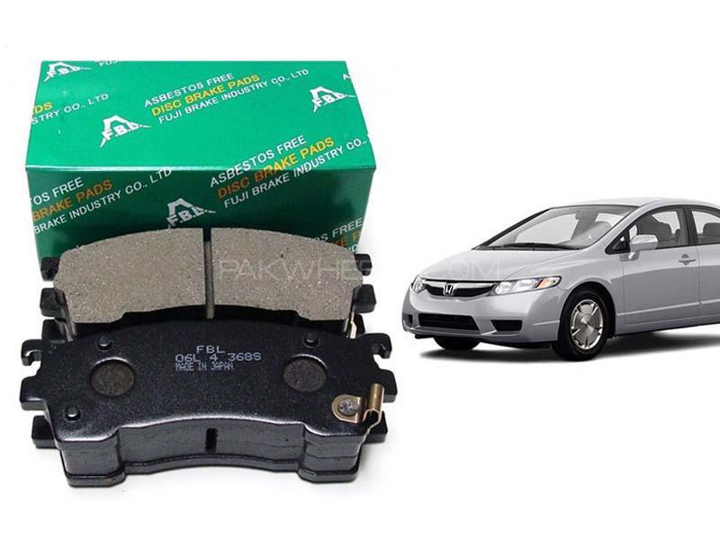 Honda Civic FBL Japan Front Brake Pads For 2007-2012 in Karachi