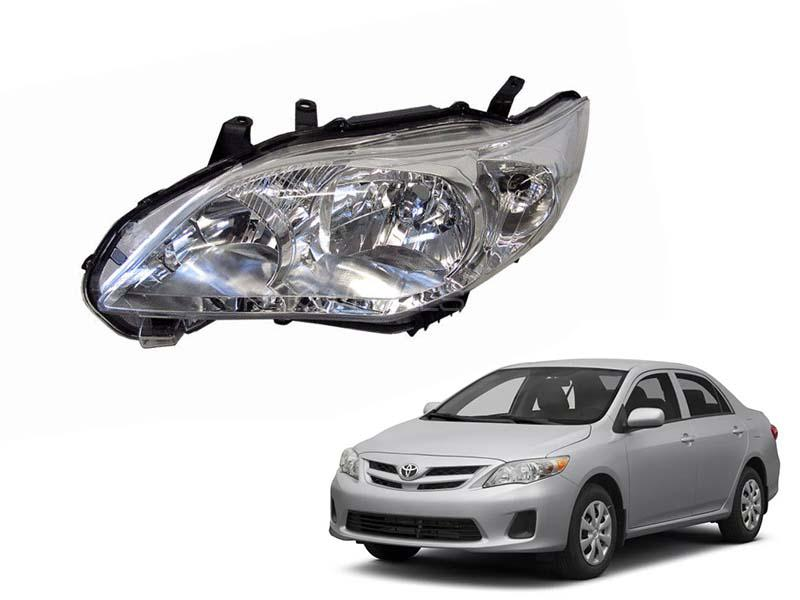 Toyota Corolla Depo Headlight For 2012-2014 LH Image-1