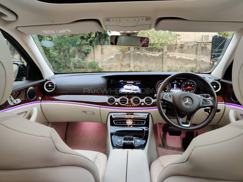 Mercedes Benz E Class E200 Avantgarde 2018 Image-1