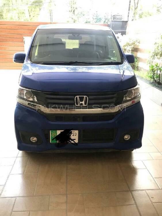 Honda N Wgn Custom G L Package 2015 Image-1