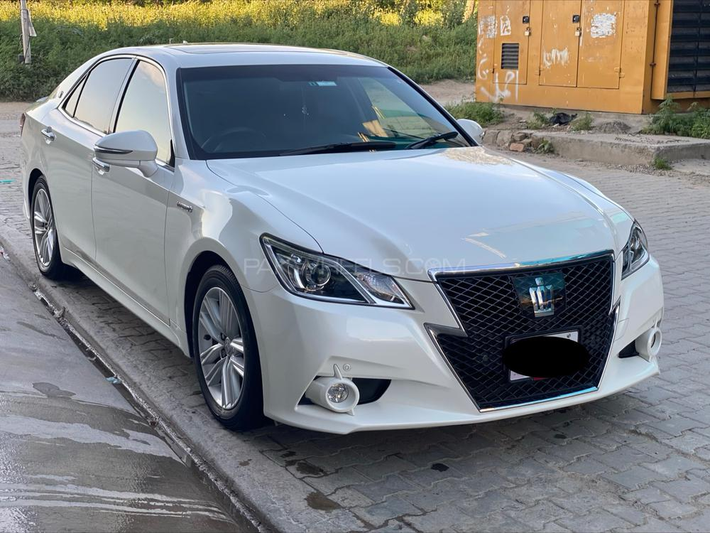 Toyota Crown Athlete S Package 2013 Image-1