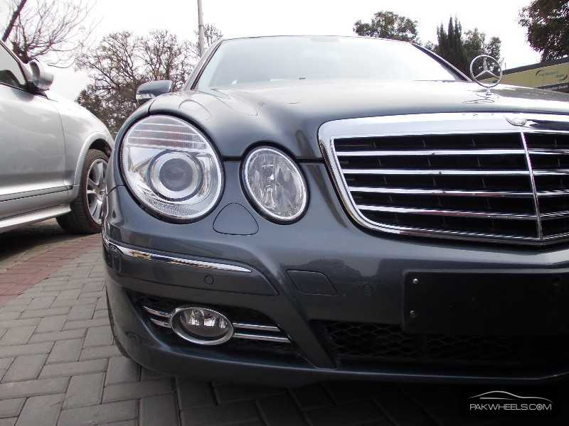 Mercedes benz e class e280 2008 for sale in islamabad for Mercedes benz e 350 2008