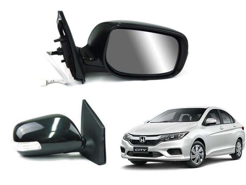 Honda City Genuine Side Mirror RH 2009-2020 Image-1