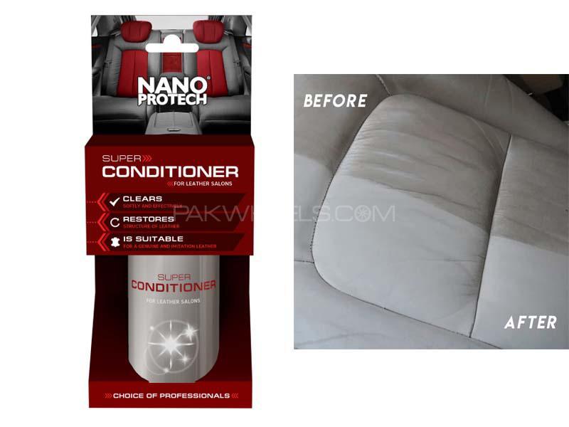 Nano Protech Leather Conditioner - 150 ml in Karachi