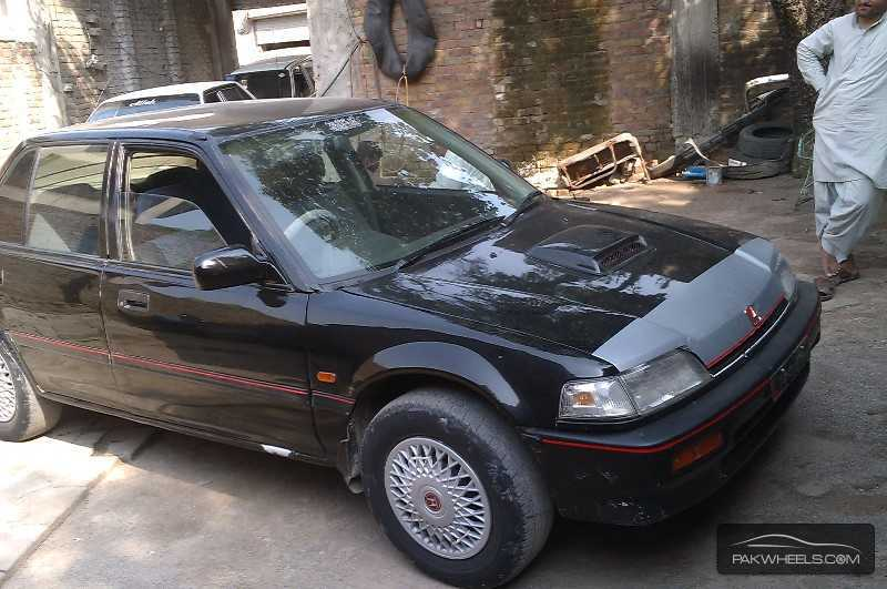 honda civic 1988 for sale in islamabad