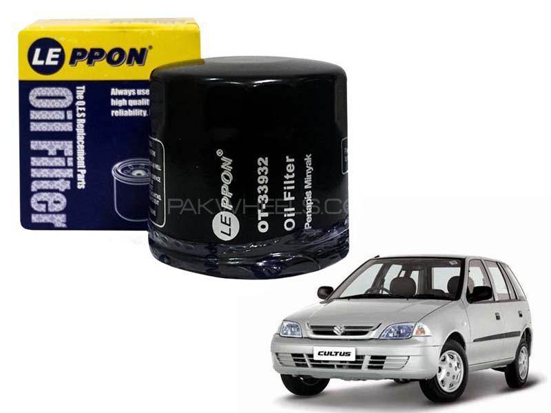 Leppon Oil Filter For Suzuki Cultus 2007-2016 in Karachi