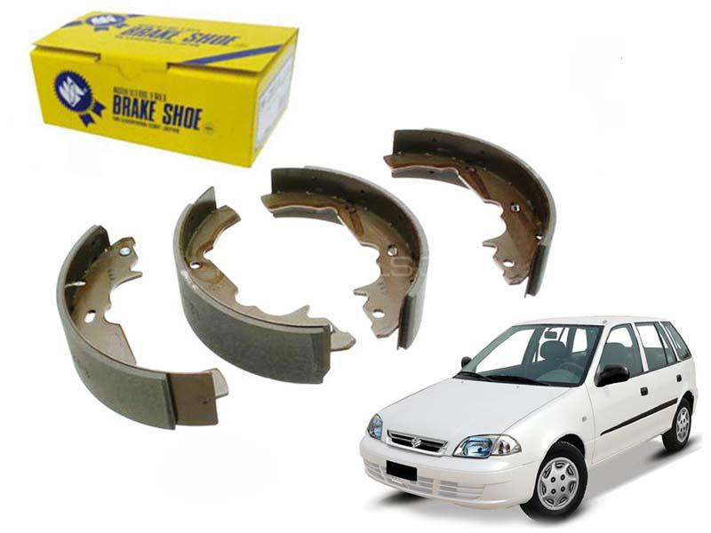 MK Brake Shoe For Suzuki Cultus 2007-2017 Image-1