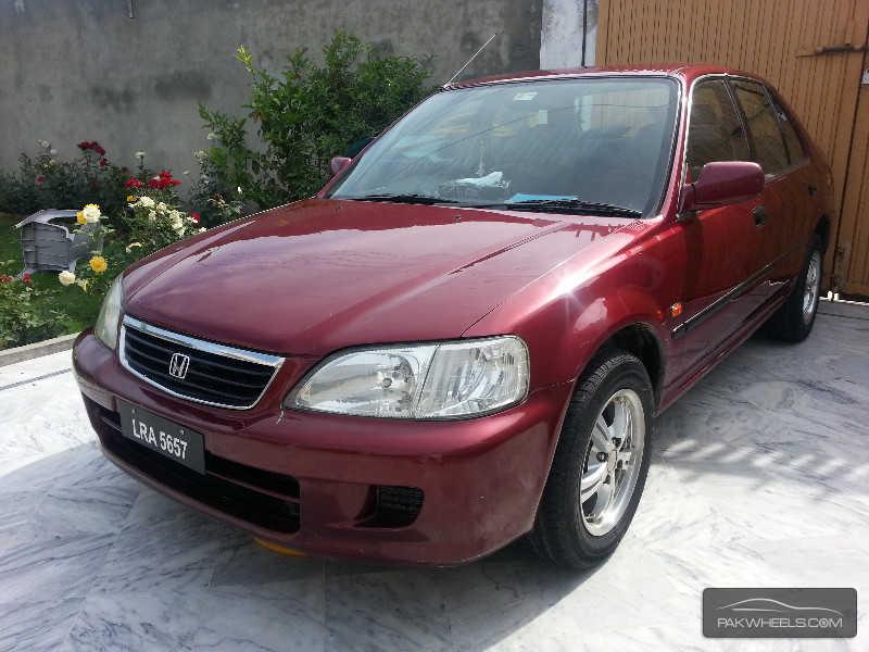 Honda City EXi S 2001 for sale in Mardan | PakWheels