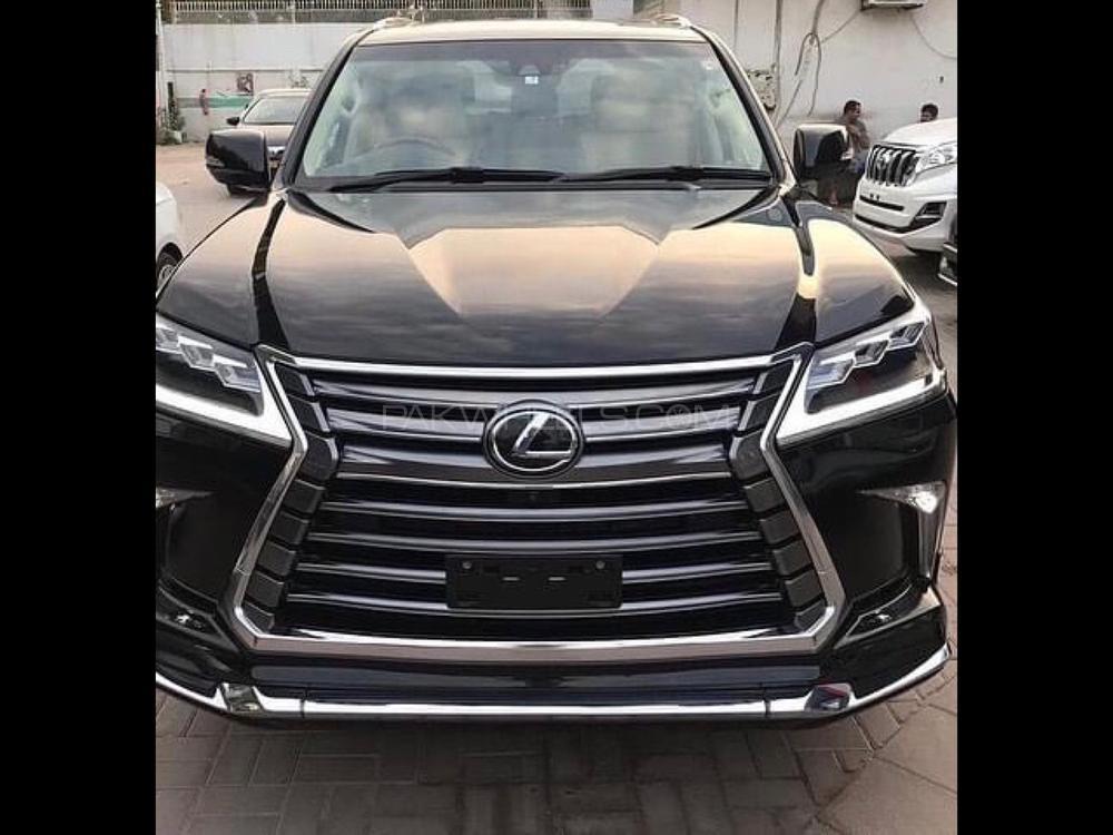 Lexus LX Series LX570 2015 Image-1