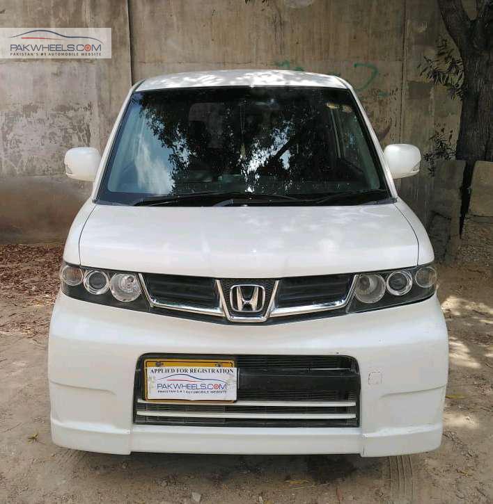 Honda Zest Spark 2010 Image-1