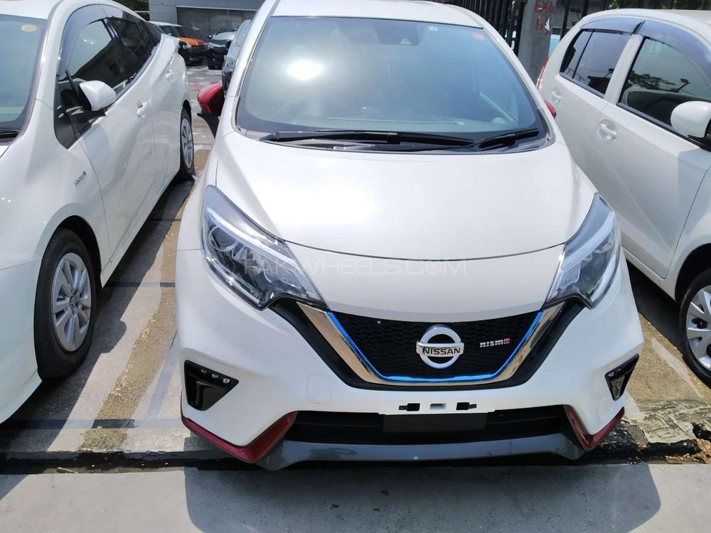 Nissan Note E 2018 Image-1