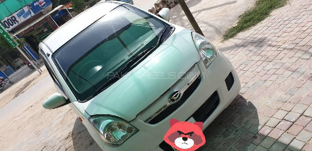 Daihatsu Mira X 2010 Image-1