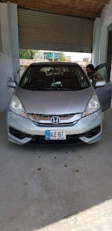 Honda Fit 13G L Package 2014 Image-1
