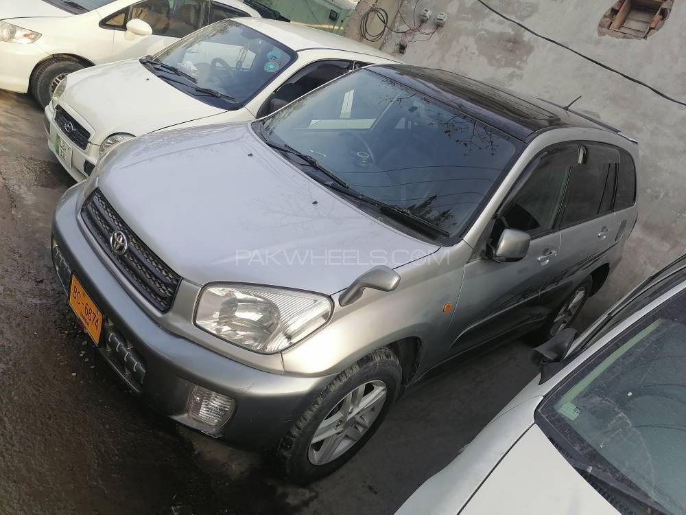 Toyota Rav4 G 2000 Image-1