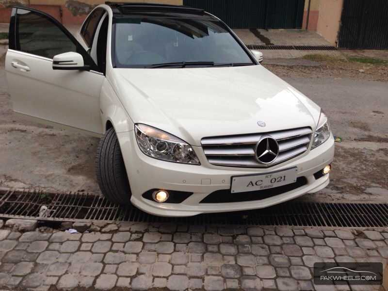 Mercedes Benz C Class C180 Cgi 2010 For Sale In Islamabad