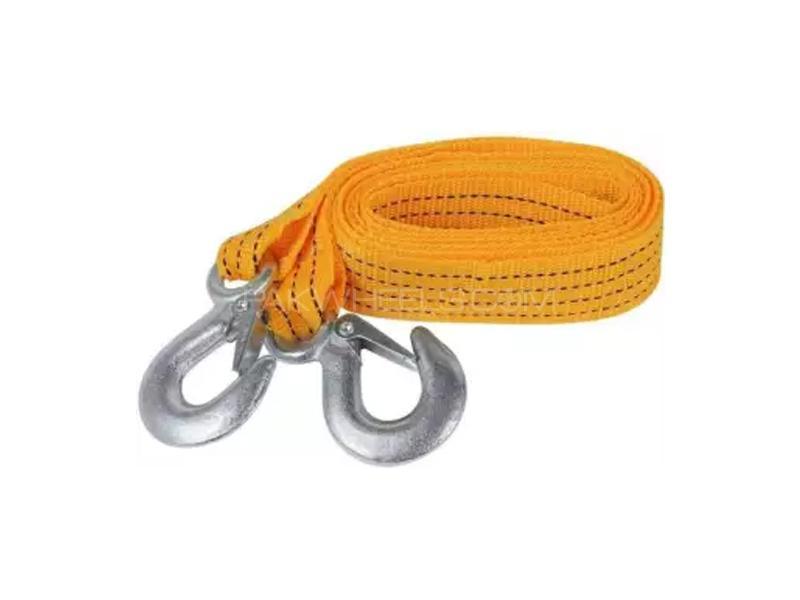 Car Tow Strap Emergency Belt Image-1