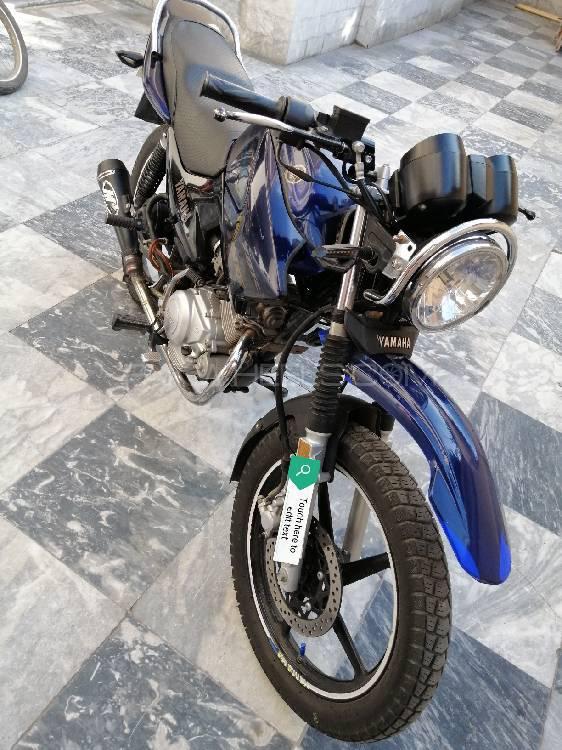Yamaha YBR 125G 2019 Image-1