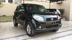Used Toyota Rush G L Package 2008
