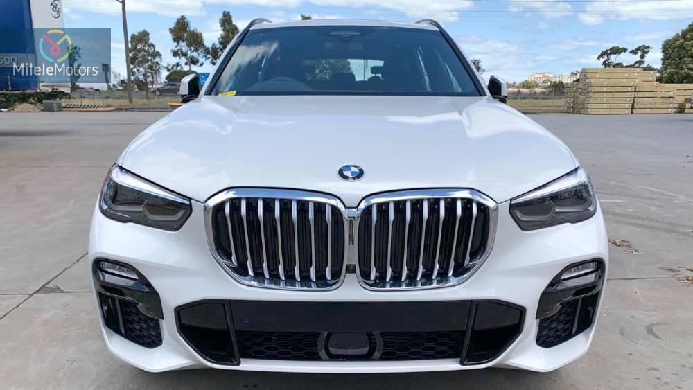 BMW X5 Series 2020 Image-1