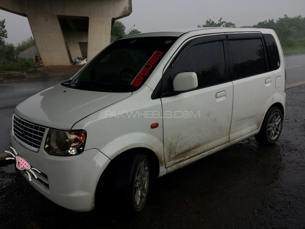 Mitsubishi Ek Wagon - 2011  Image-1