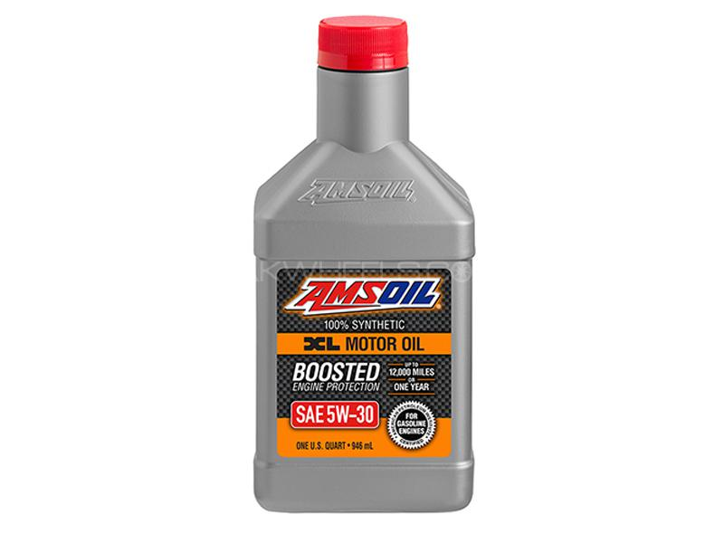 Amsoil 5w30 XL Series Synthetic Motor Oil 946ml Image-1