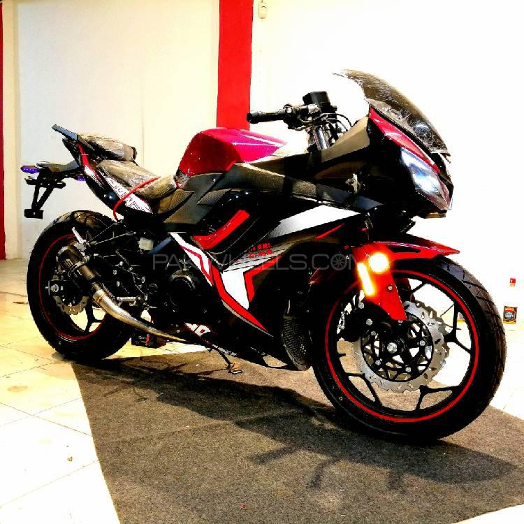 Honda CBR250 RR 2020 Image-1