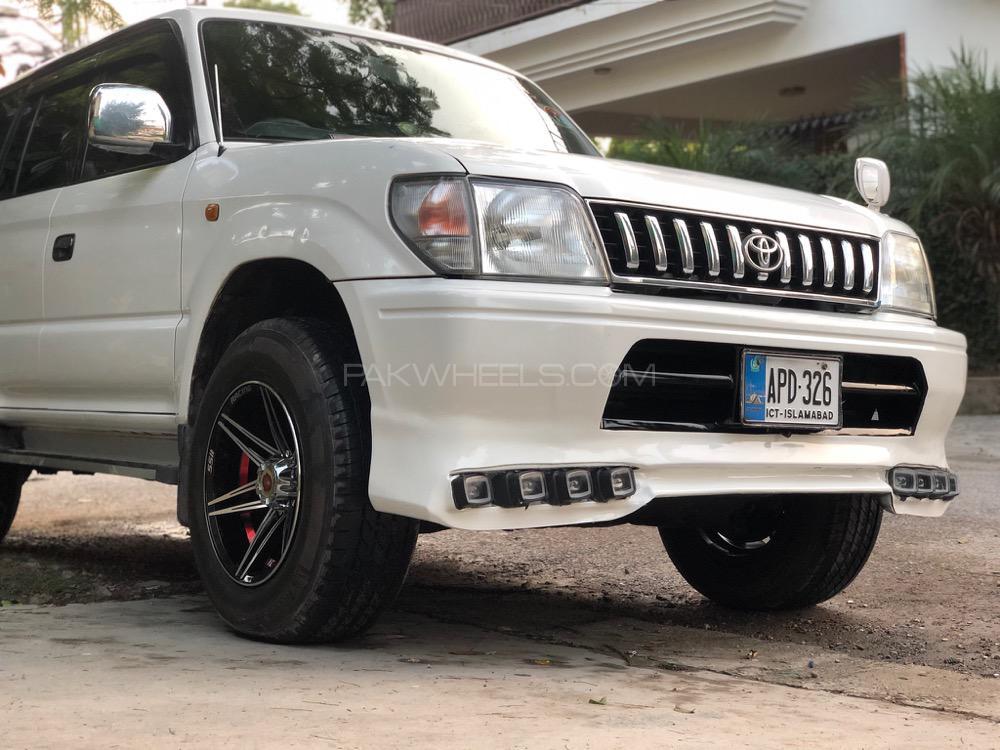 Toyota Prado - 2000  Image-1