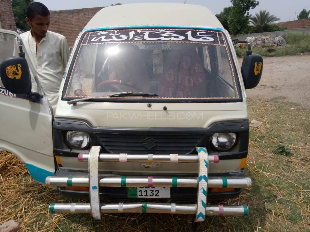 Suzuki Bolan GL 1989 Image-1