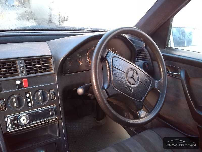 Mercedes benz c class c220 1994 for sale in karachi for 1994 mercedes benz c220