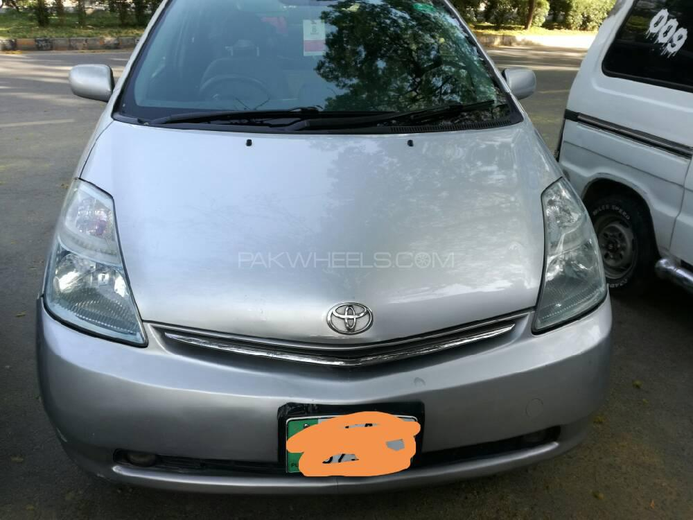 Toyota Prius G Touring Selection 1.5 2006 Image-1