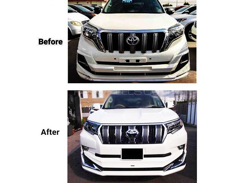 Toyota Land Cruiser Prado Conversion Face Uplift 2012-2020 Image-1