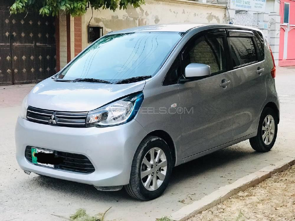 Mitsubishi Ek Wagon G Safety Plus Edition 2017 Image-1