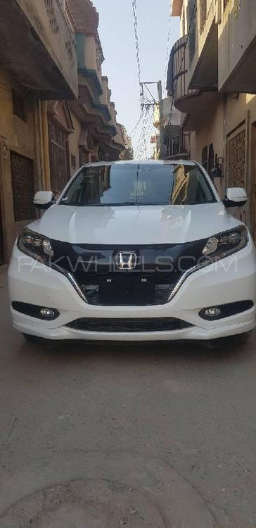 Honda Vezel S 2014 Image-1