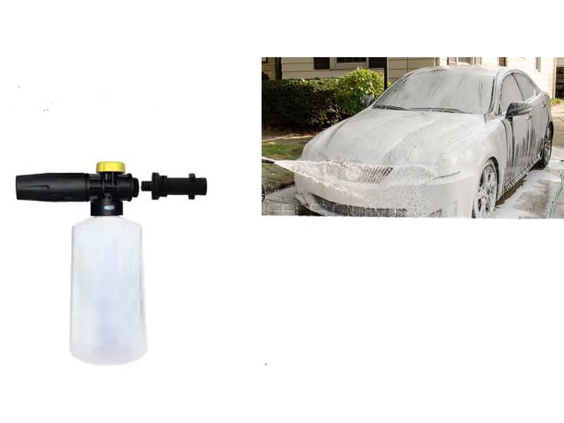 Plastic Foaming Bottle For Pioneer And Hyundai Washers  Image-1