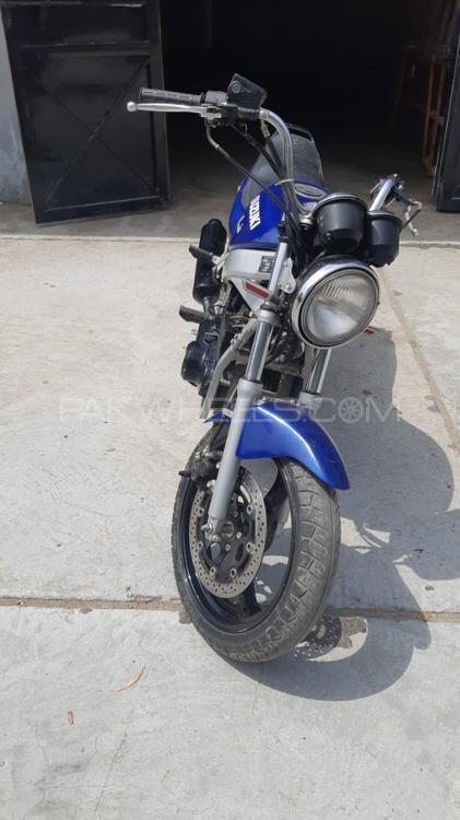 Suzuki GS500E 1998 Image-1