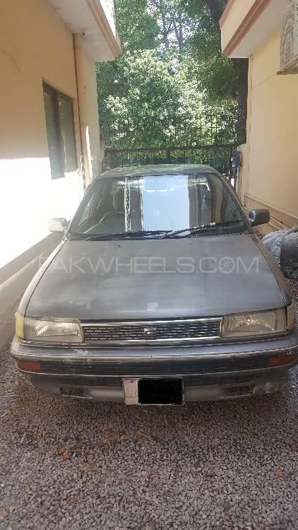 Toyota Corolla XL 1991 Image-1