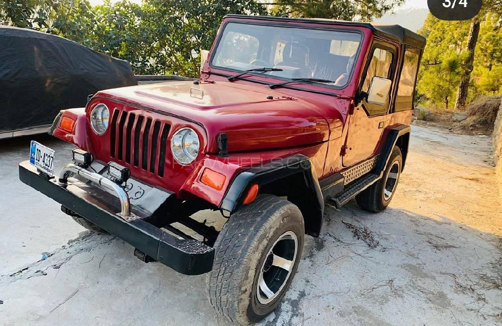 Jeep Other 1987 Image-1