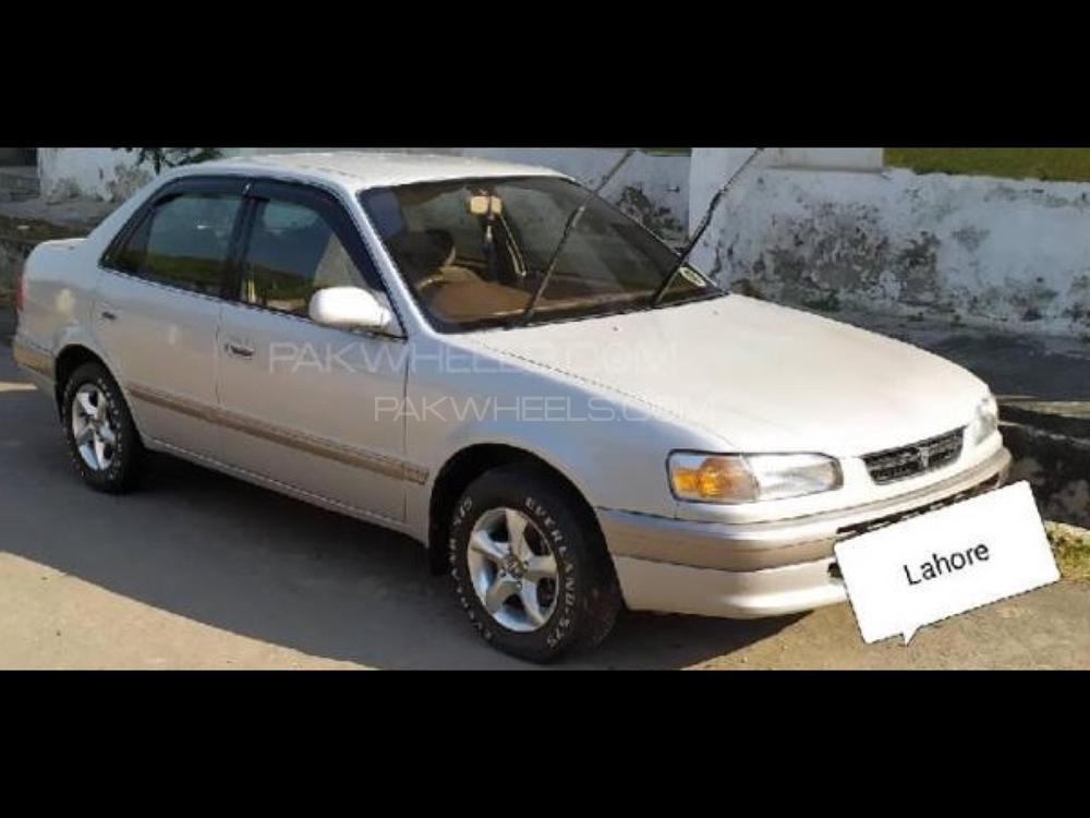 Toyota Corolla SE Limited 1995 Image-1