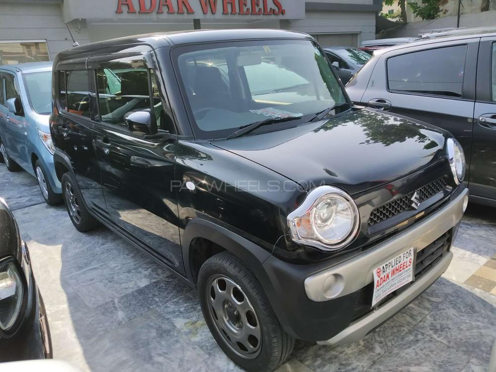 Suzuki Hustler A 2016 Image-1