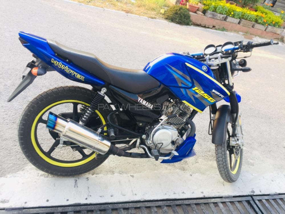 Yamaha YBR 125G - 2018  Image-1