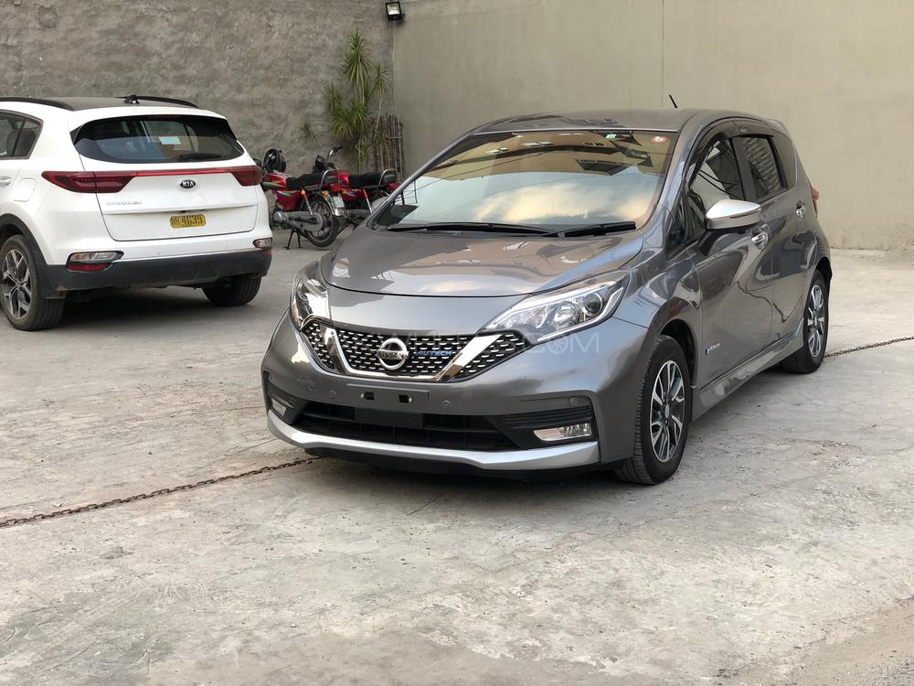 Nissan Note 15M KAGAYAKI EDITION 2018 Image-1