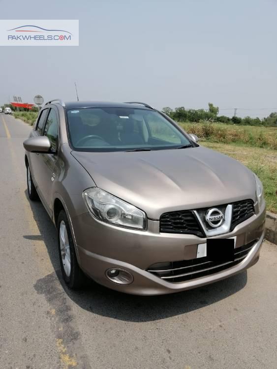 Nissan Qashqai 2010 Image-1