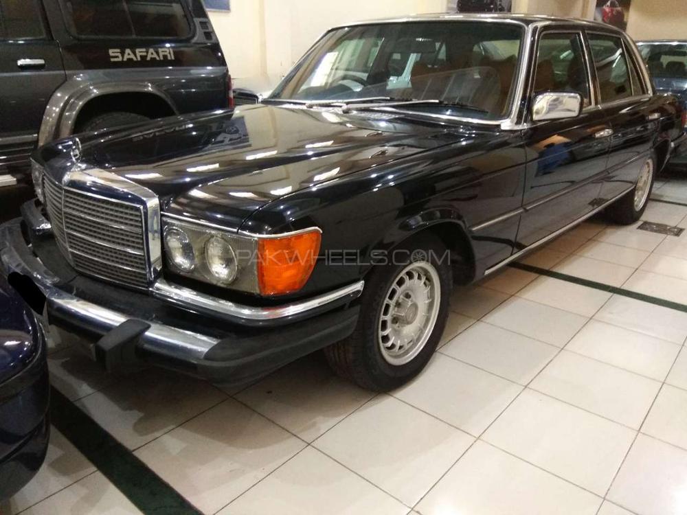 Mercedes Benz S Class 1975 Image-1