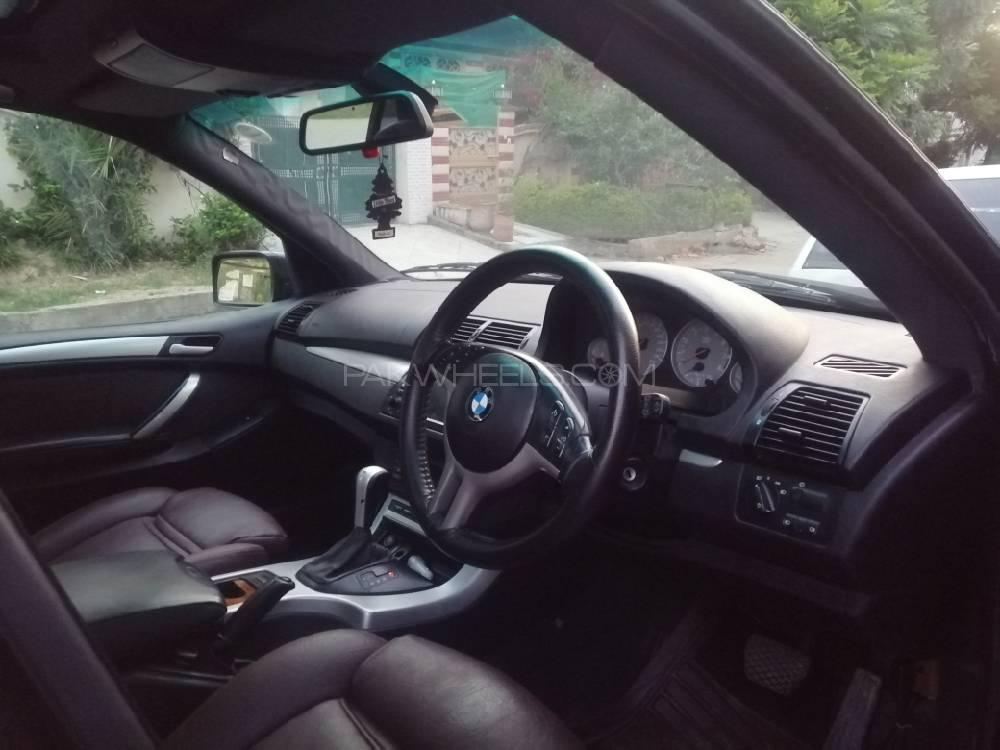 BMW X5 Series 3.0i 2003 Image-1