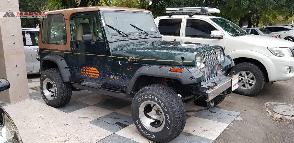 Jeep Wrangler 1992 Image-1