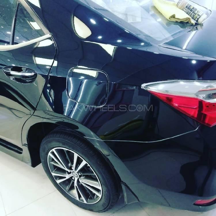 Toyota Corolla - 2019 sarfraz Image-1