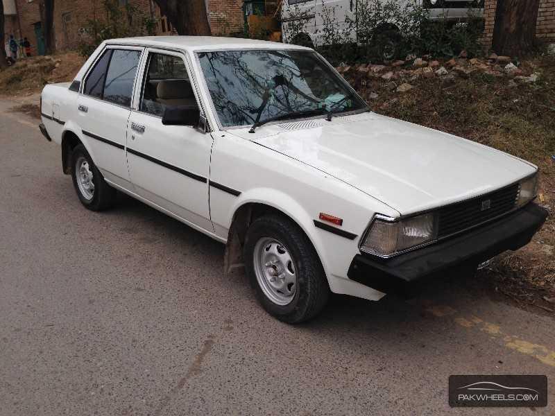 Toyota Corolla 1982 For Sale In Islamabad Pakwheels