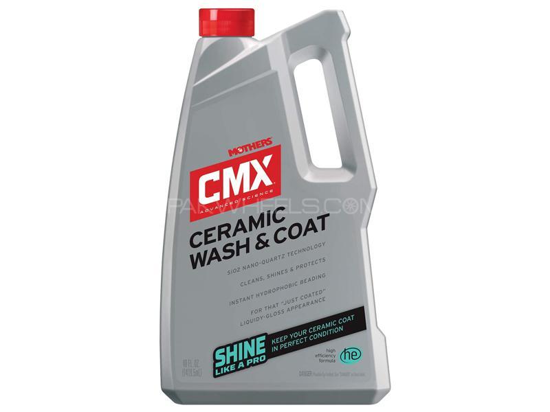 Mothers CMX Ceramic Wash And Coat 48 oz Image-1