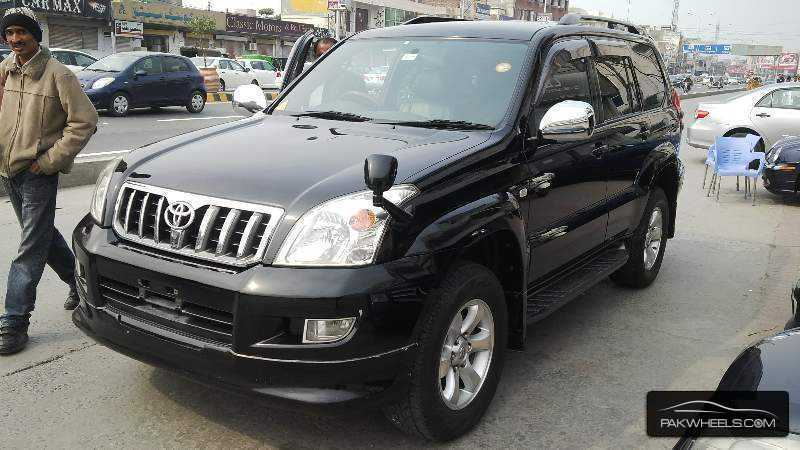 Toyota Prado TX 2.7 2005 Image-1